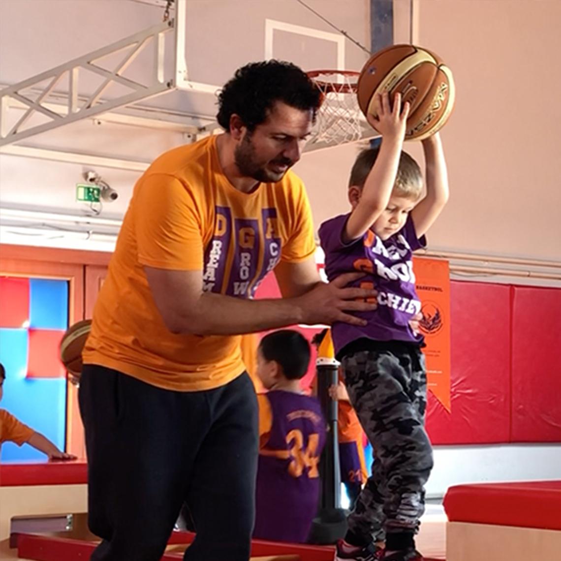 spor ve çocuk